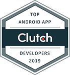 Top Android App Development Company at Clutch - 2019