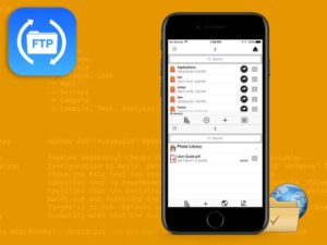 iFTP Pro App Developed by Moon Technolabs