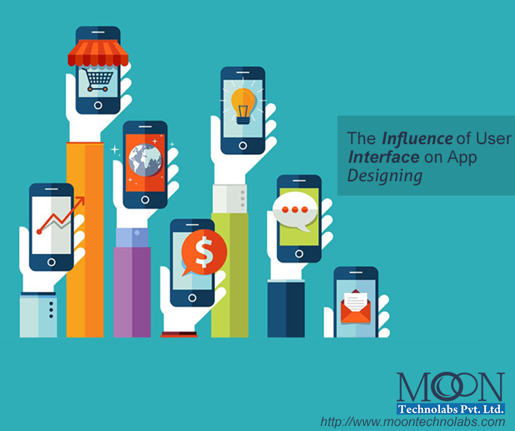 The Influence of User Interface on App Designing