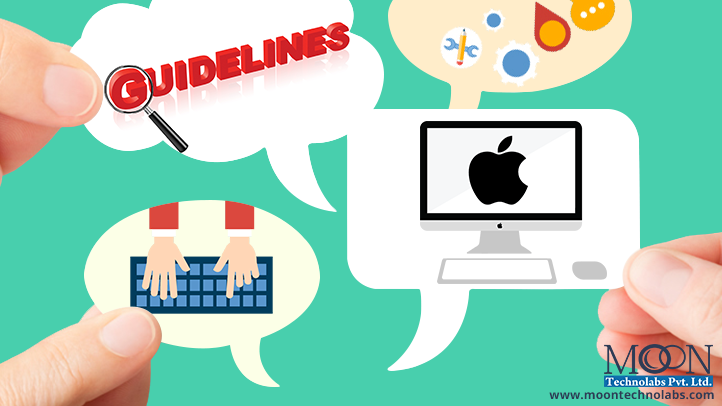 OS X Human Interface Guidelines App Extensions