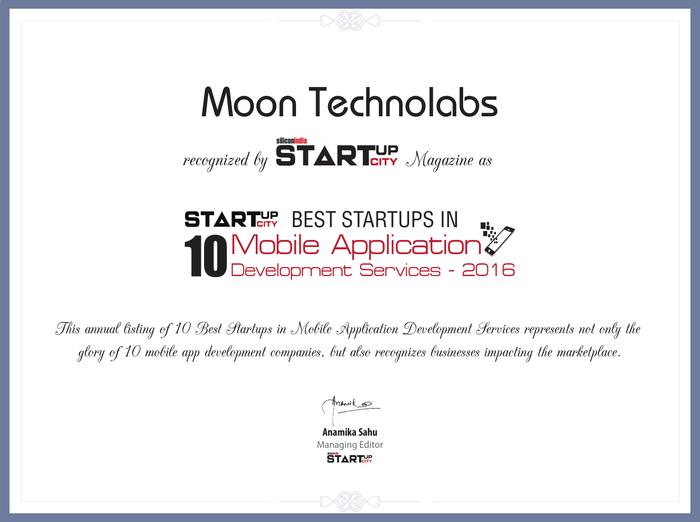 Moon Technolabs Silicone India 2016