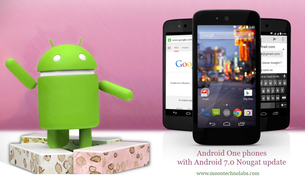 Android One with Android N update