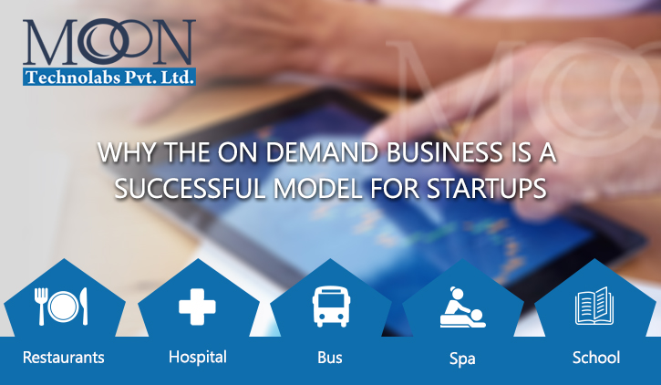 Why the on Demand Business is a Successful Model for Startups