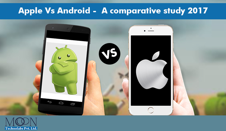 difference between Apple and Android os