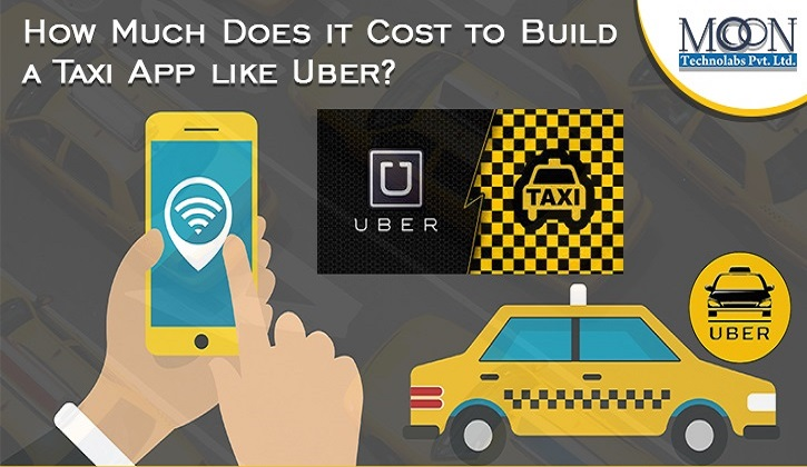 cost for taxi app development