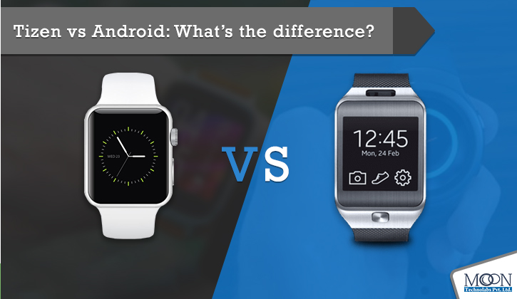 tizen vs android os platform