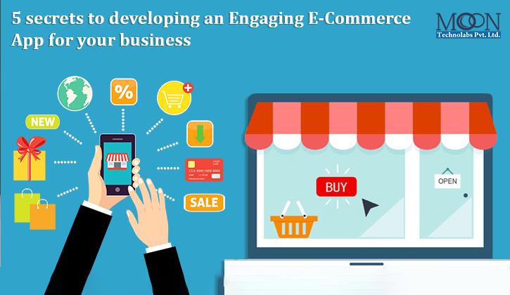 Engaging eCommerce App