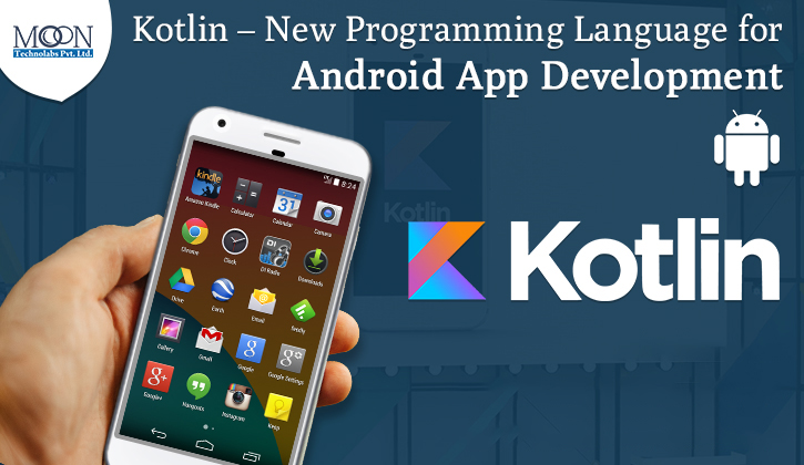 kotlin - best programming language for Android