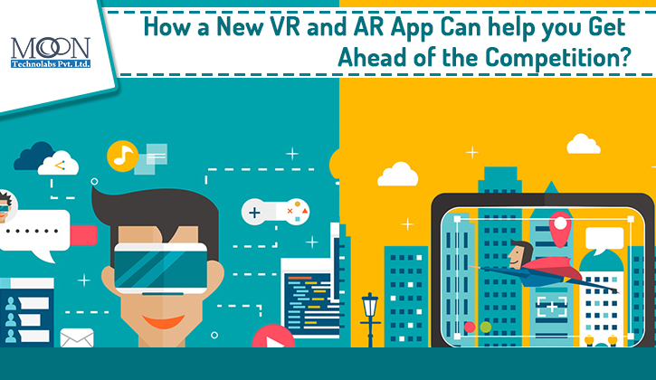 competitions between AR and VR