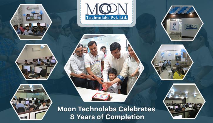 Moon Technolabs 8th Anniversary Celebration