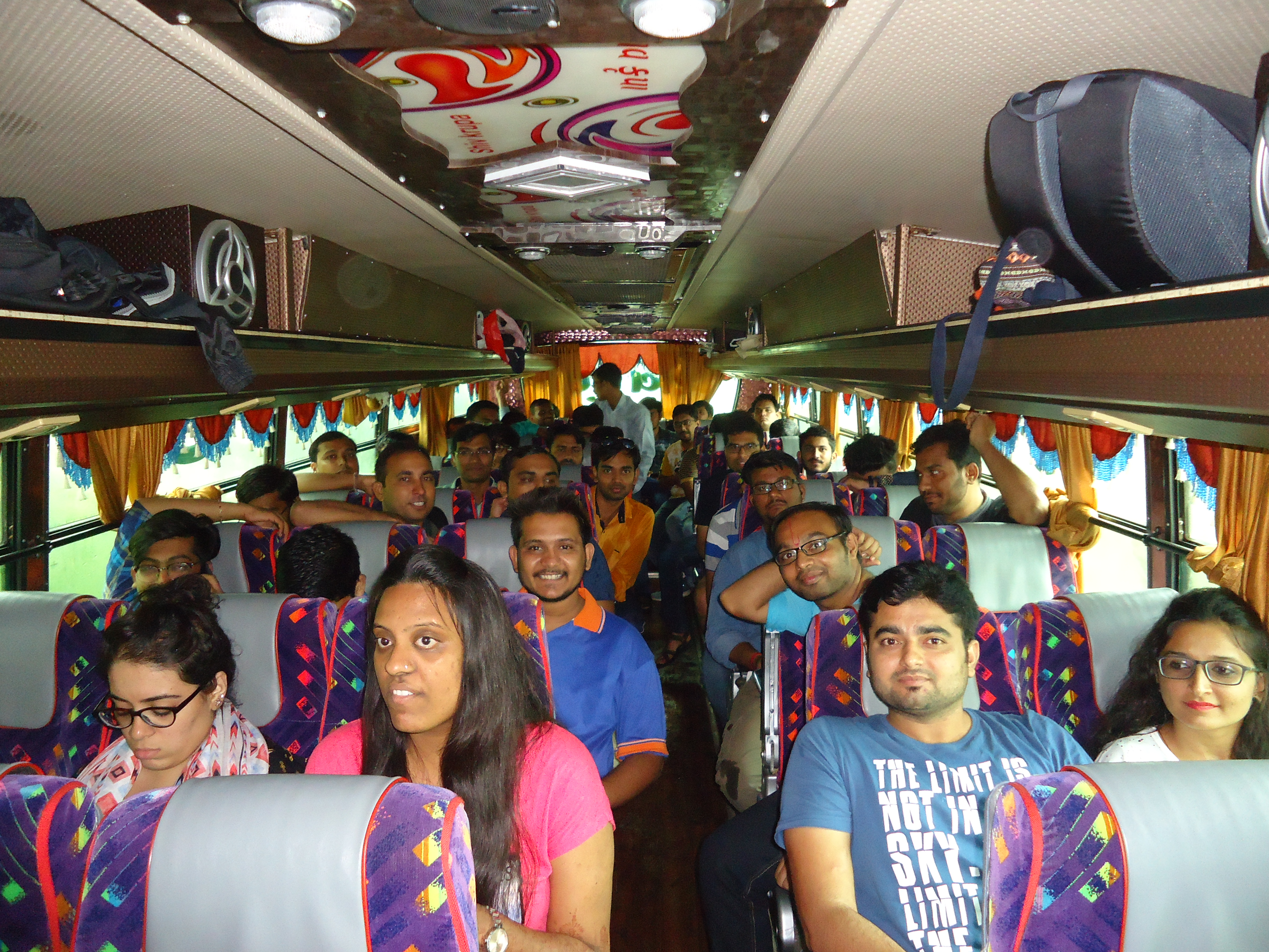 Moon Family Going to Imagica