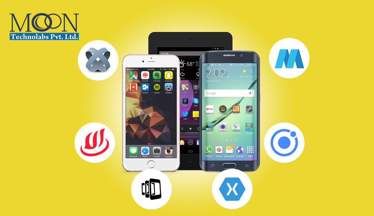 6 Frameworks For Hybrid Mobile Apps