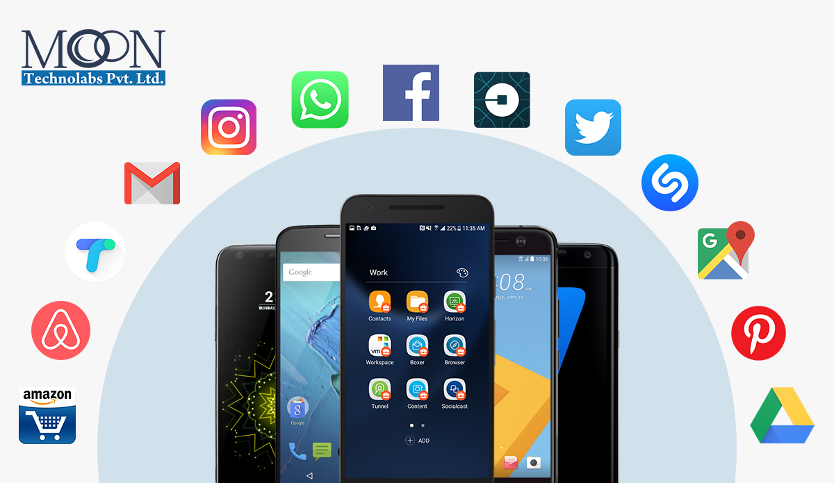 Android Mobile Apps The Best Foot Forward For This Generation