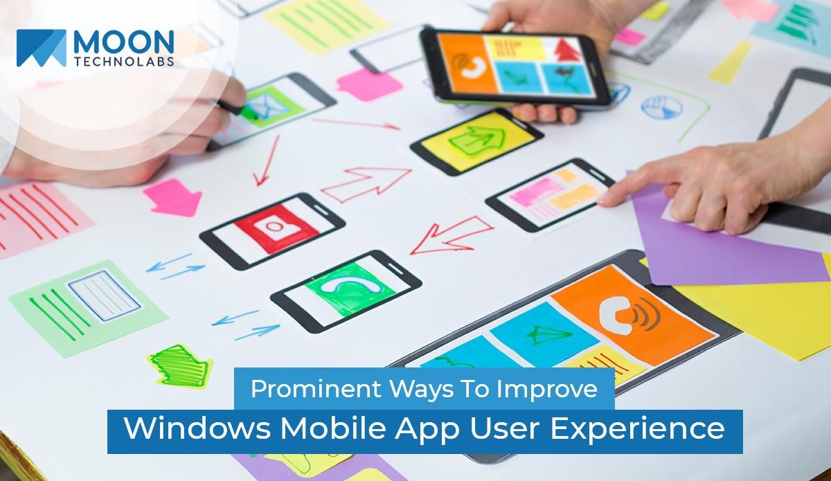Windows Mobile App