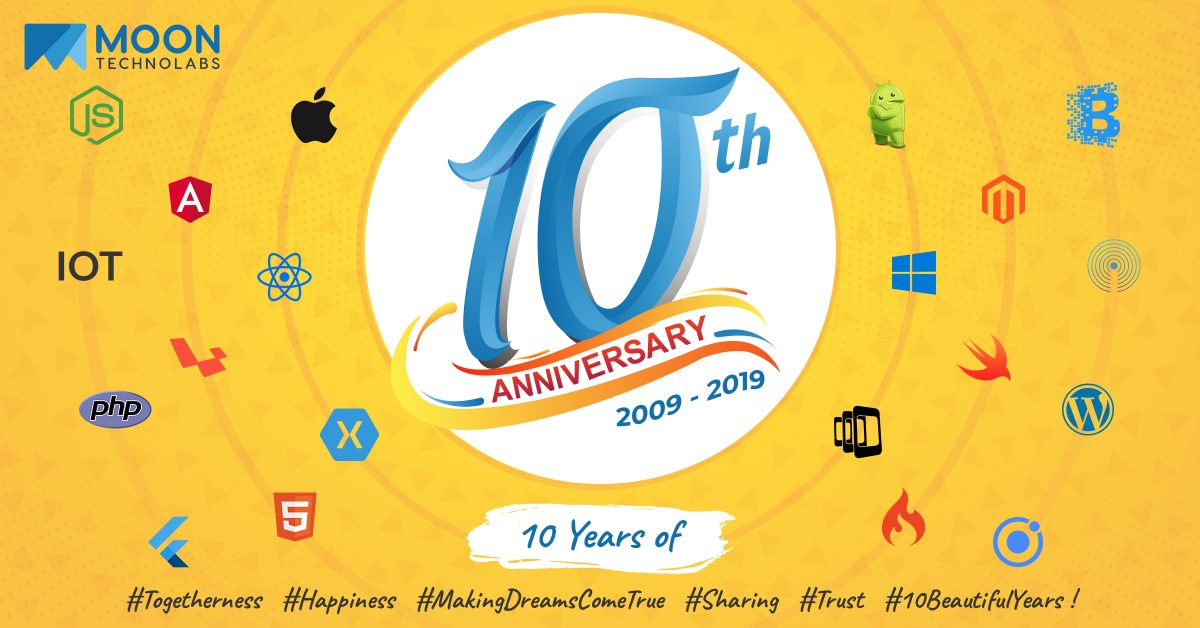 Celebrating Our Decade Long Herald !!