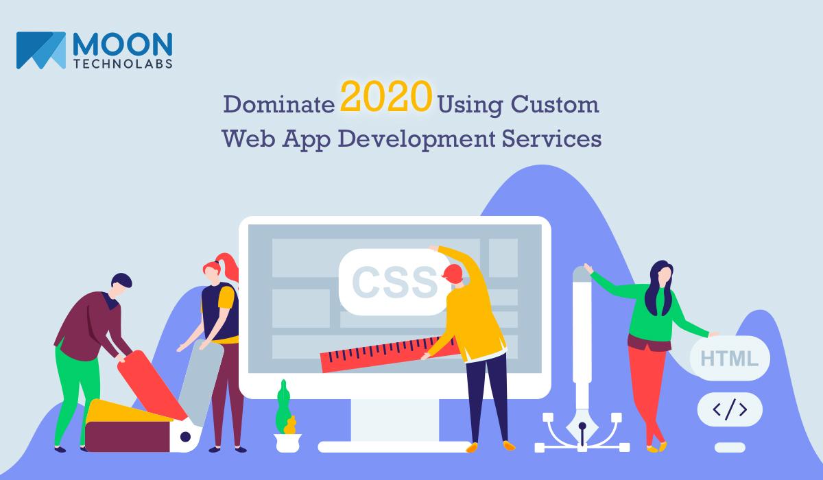 custom web development service