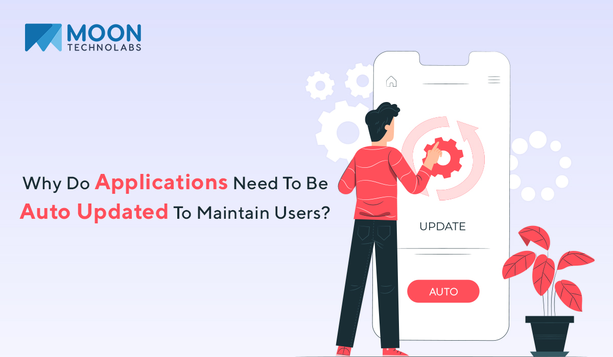 mobile apps need to be auto update