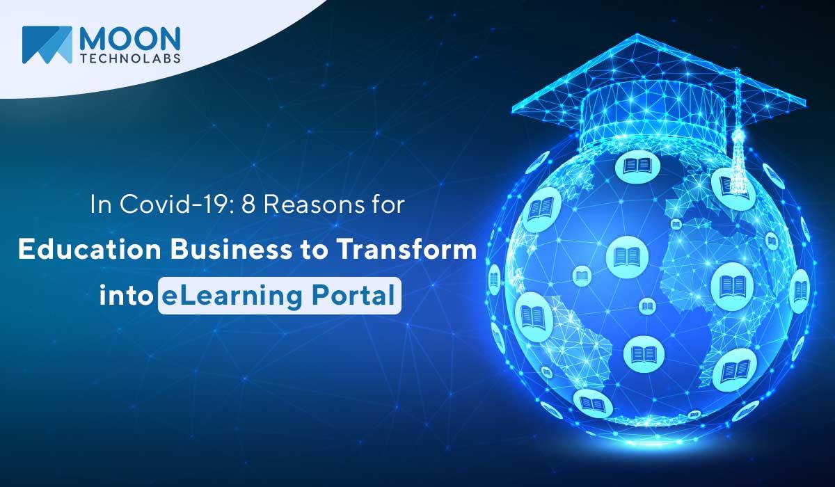 develop e Learning portal