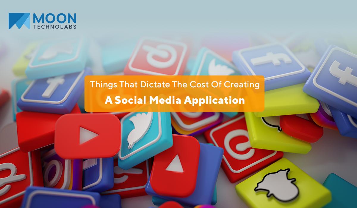 know cost of social media app development