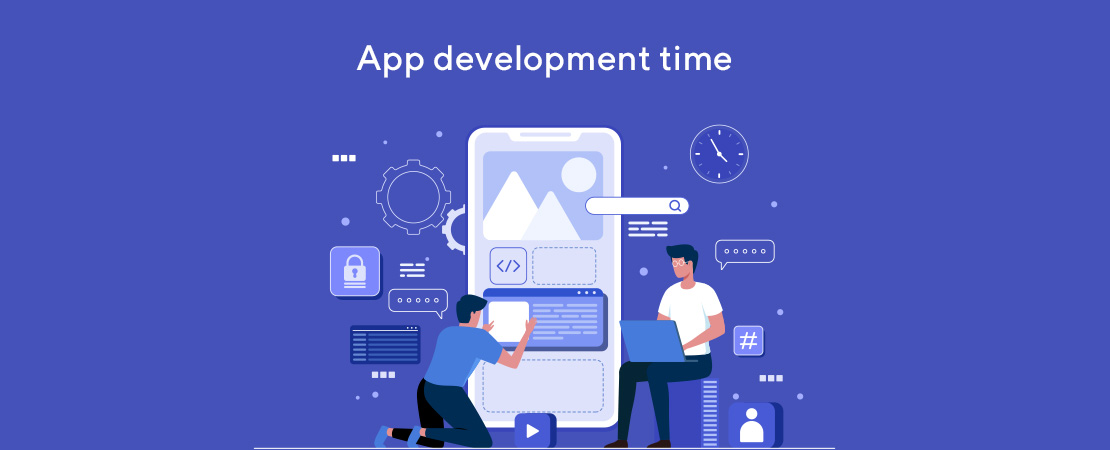 significant time to develop app for Xamarin platform