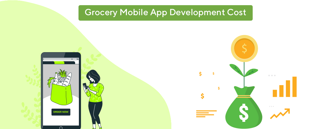 on demand grocery app development cost