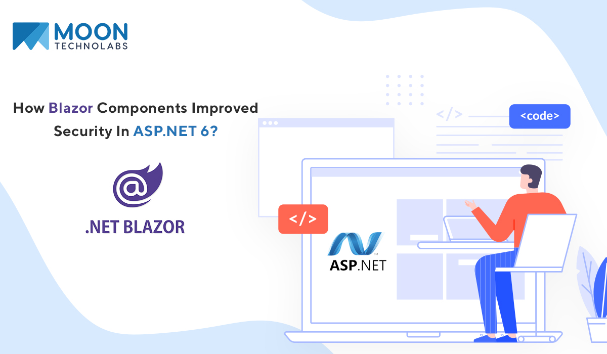 components of Blazor to enhanced security