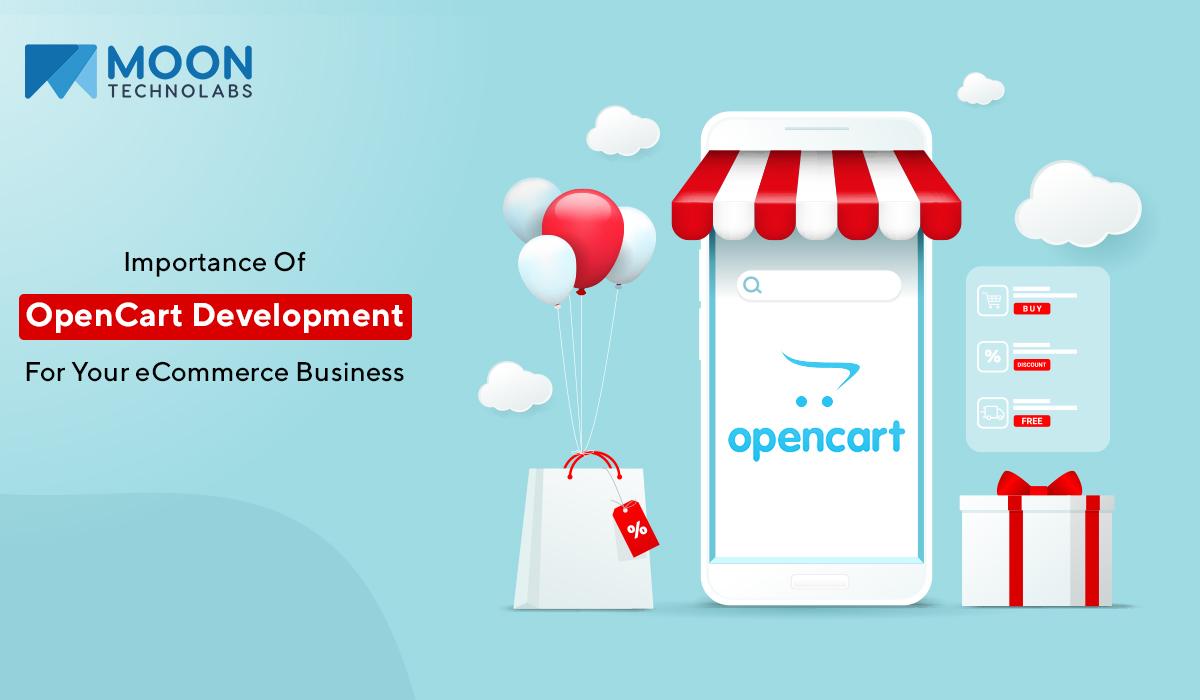 OpenCart - a best platform for eCommerce