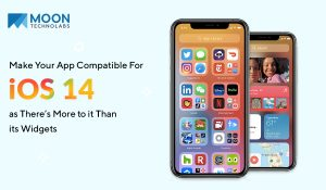 make your app compatible with iOS 14