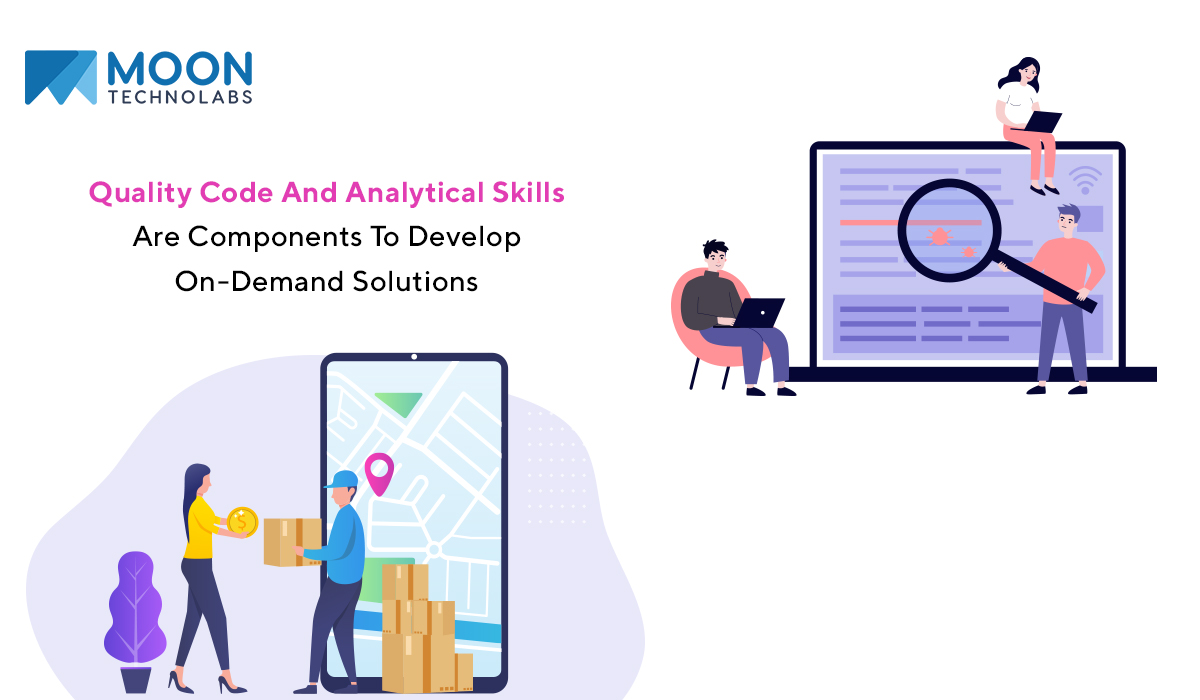 develop on demand app solutions