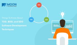 software development methods - TDD, BDD, and SDD