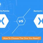 differences Xamarin.Forms vs. Xamarin Native