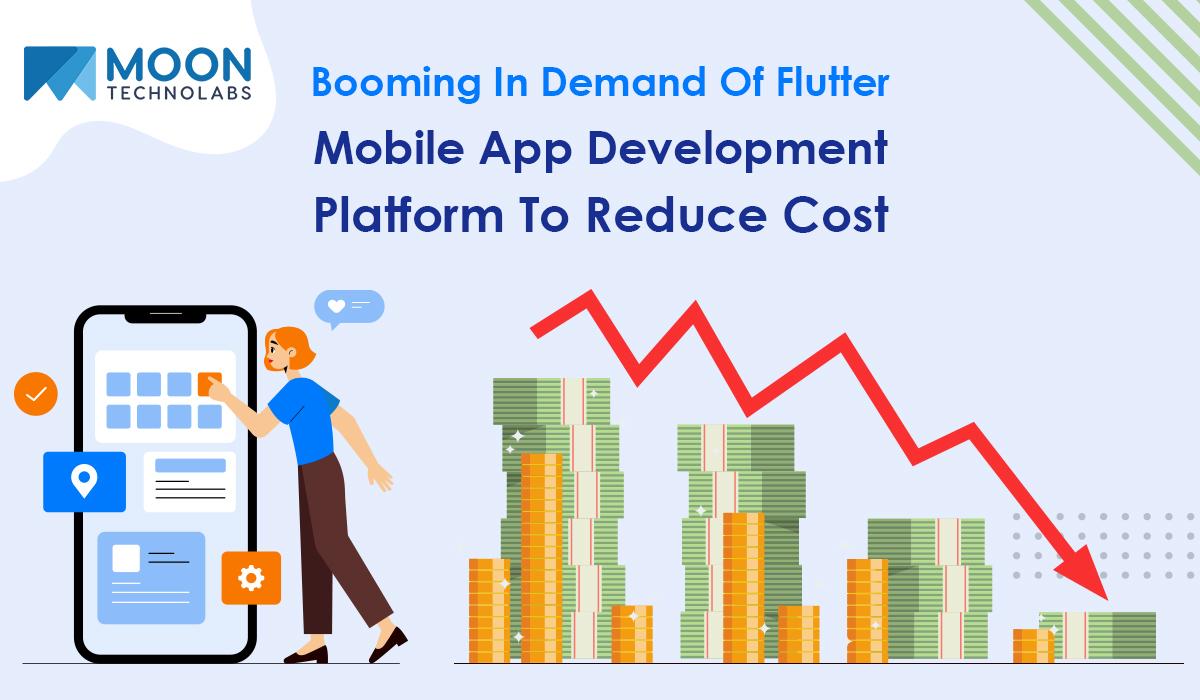 cost of flutter mobile app development
