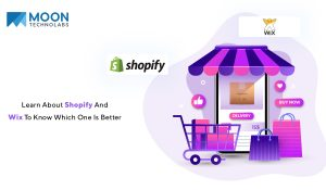 difference between Shopify And Wix