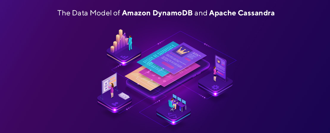 The data model of DynamoDB And Apache Cassandra