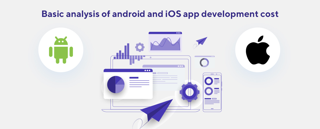 development cost of Android and iOS apps
