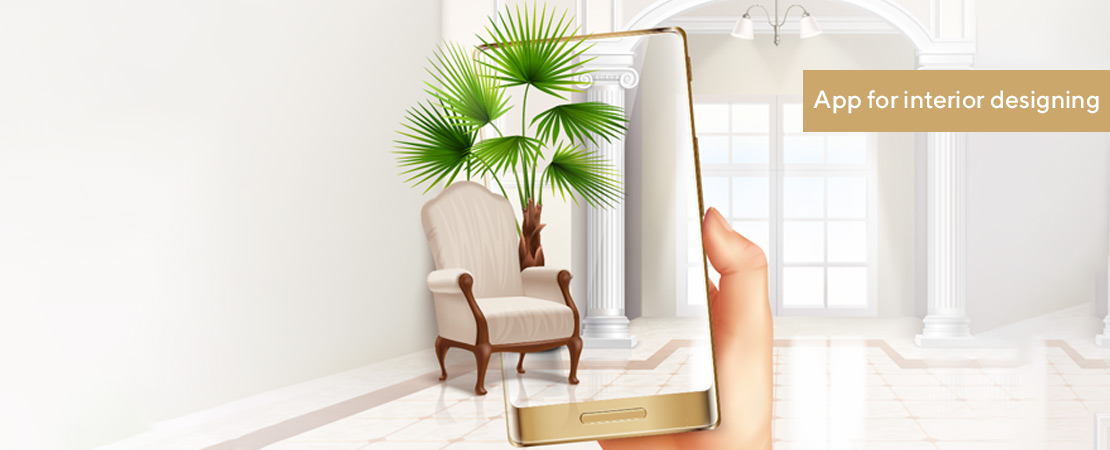 interior designing app
