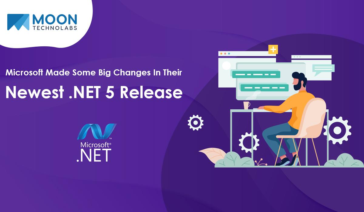 New About Microsoft .NET 5