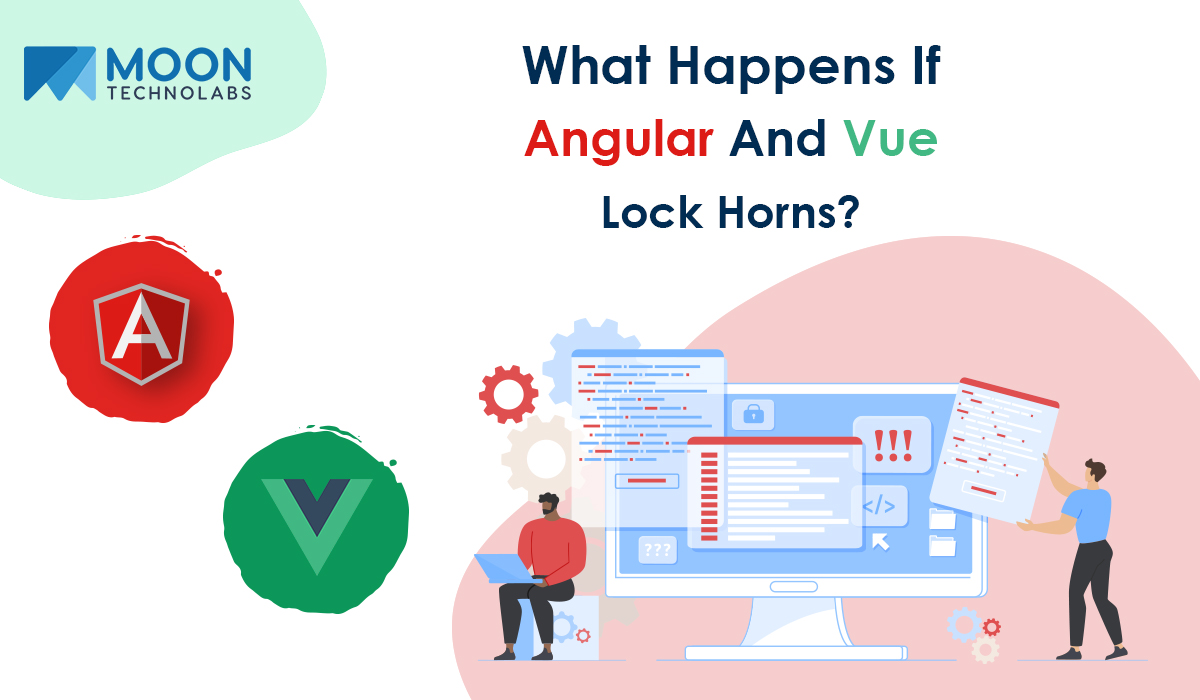 difference between Angular and Vue