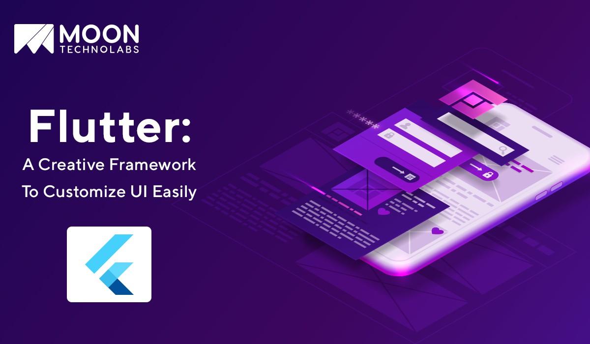 flutter - a creative framework
