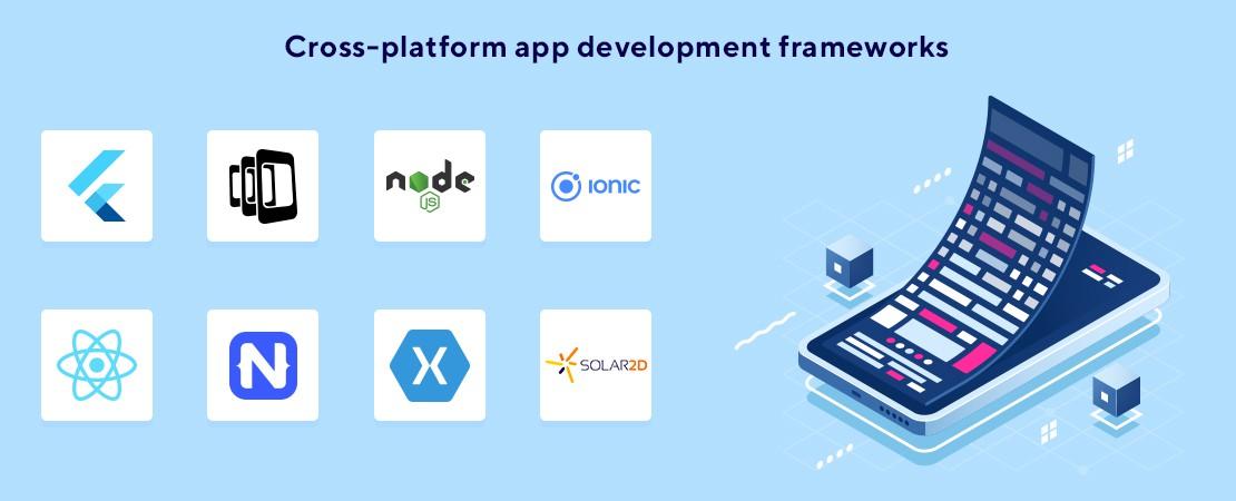 8 cross-platform application development frameworks