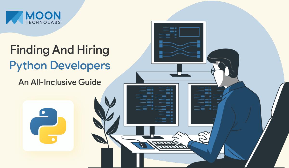 hire skilled python developers