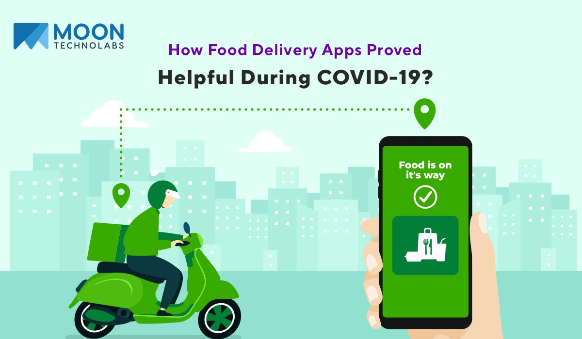 food delivery app solutions in COVID-19