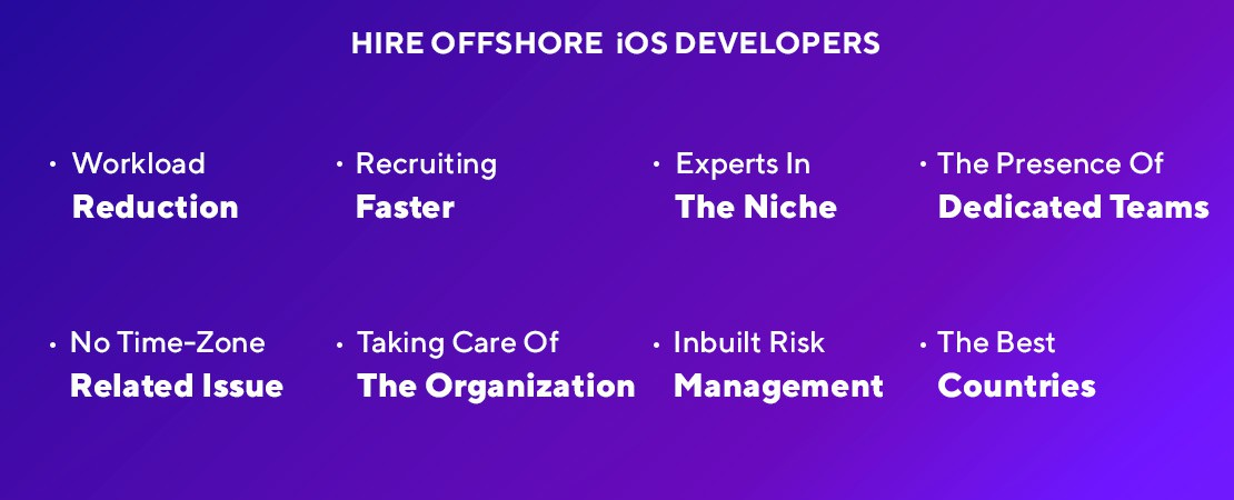outsource iOS app development project