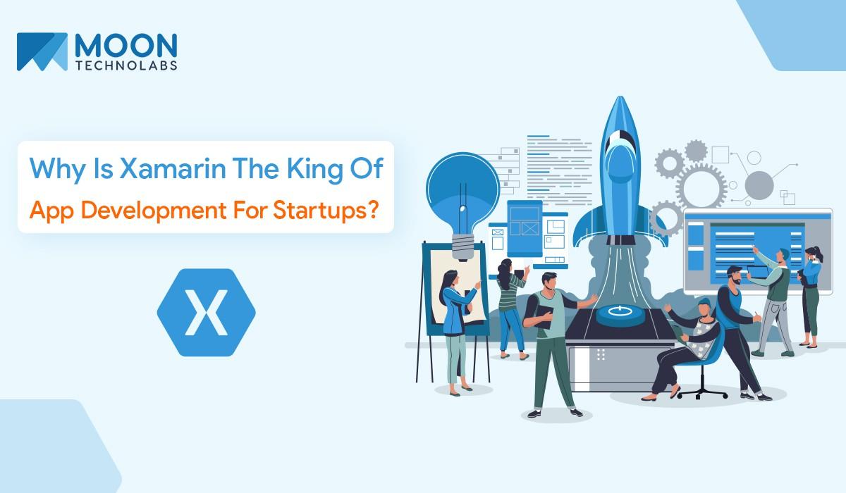 xamarin app solutions for startup