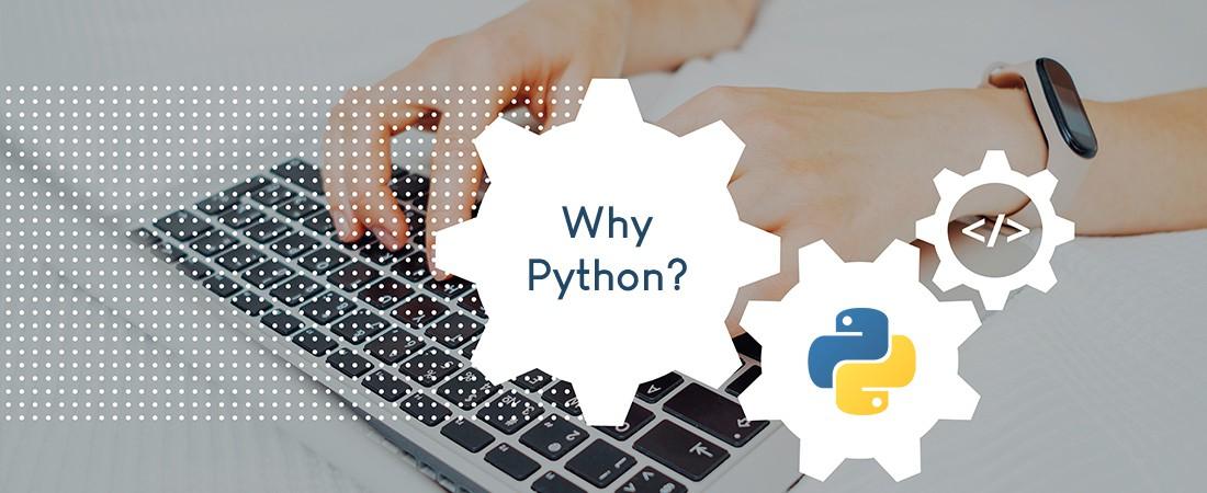 need of Python language