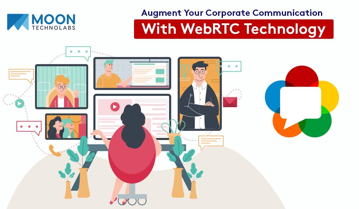 webrtc: corporate communication