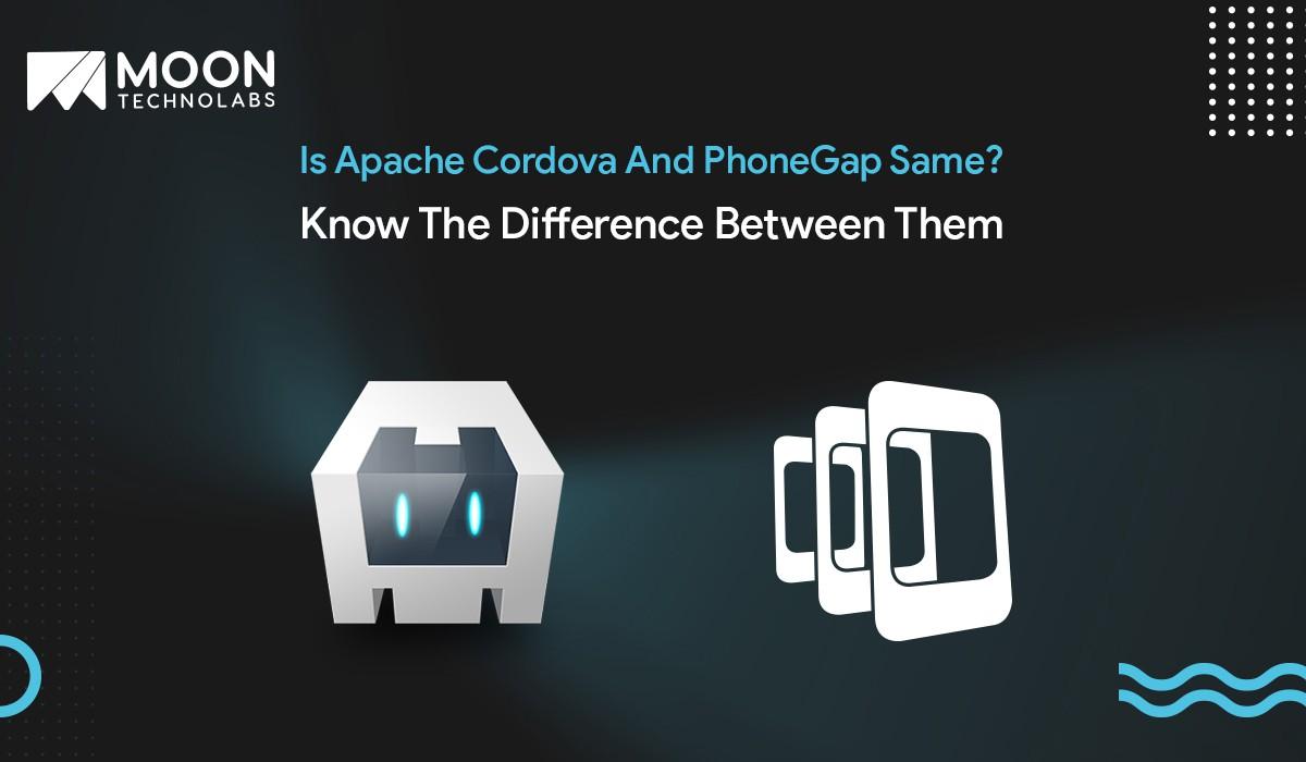apache cordova vs phonegap