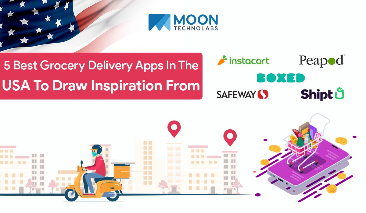 5 grocery delivery apps development in US