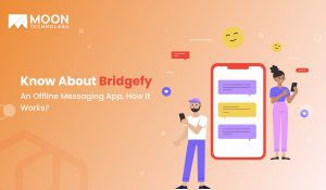 about Bridgefy: an offline messaging app