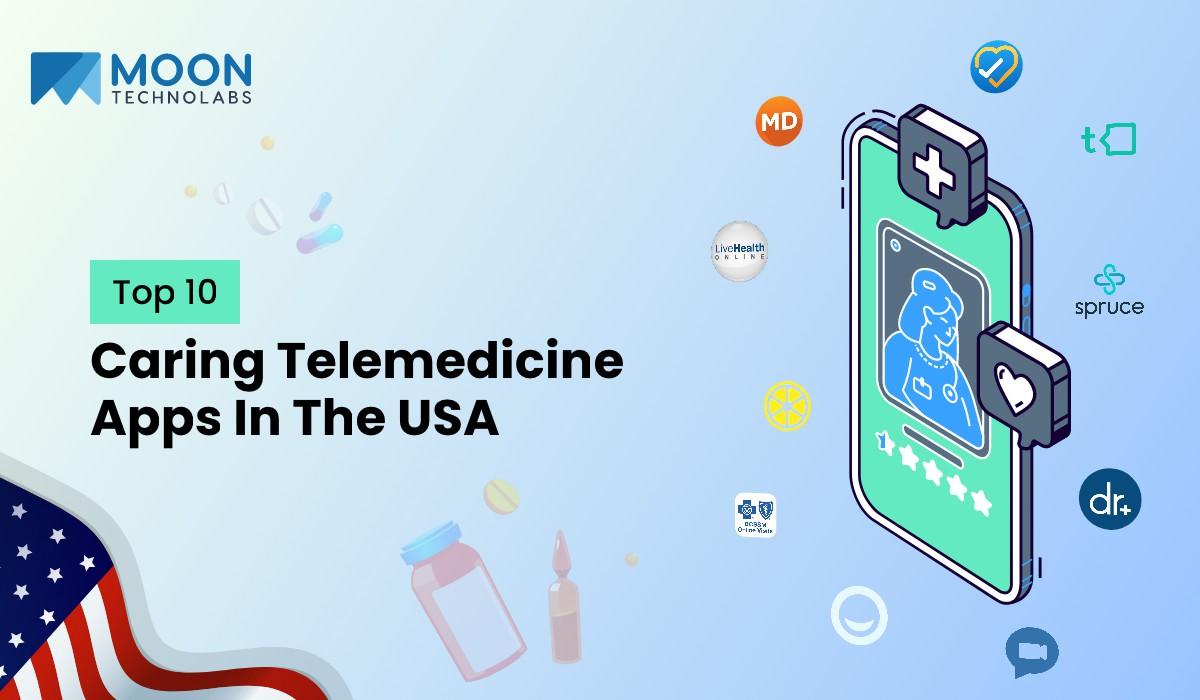 10 popular telemedicine apps in US